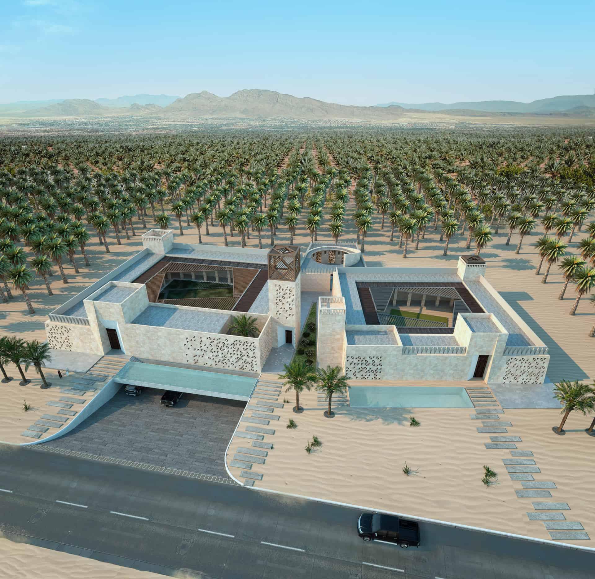 Horse Care & Rest-House, Buraidah, KSA