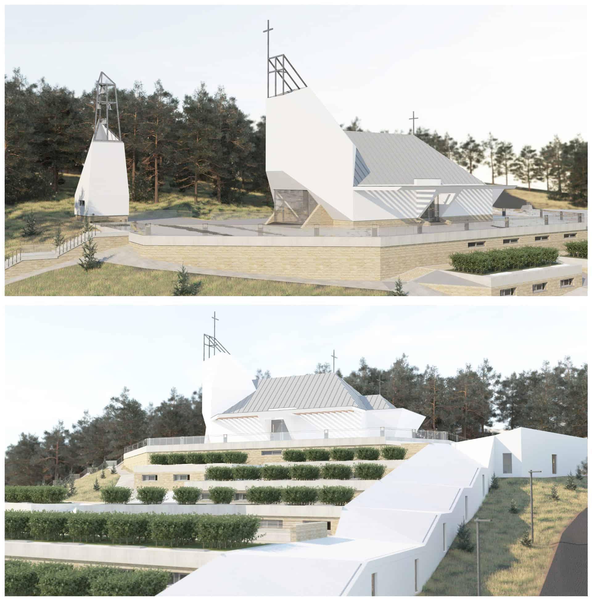 Salesian Monastery - Design Ideas