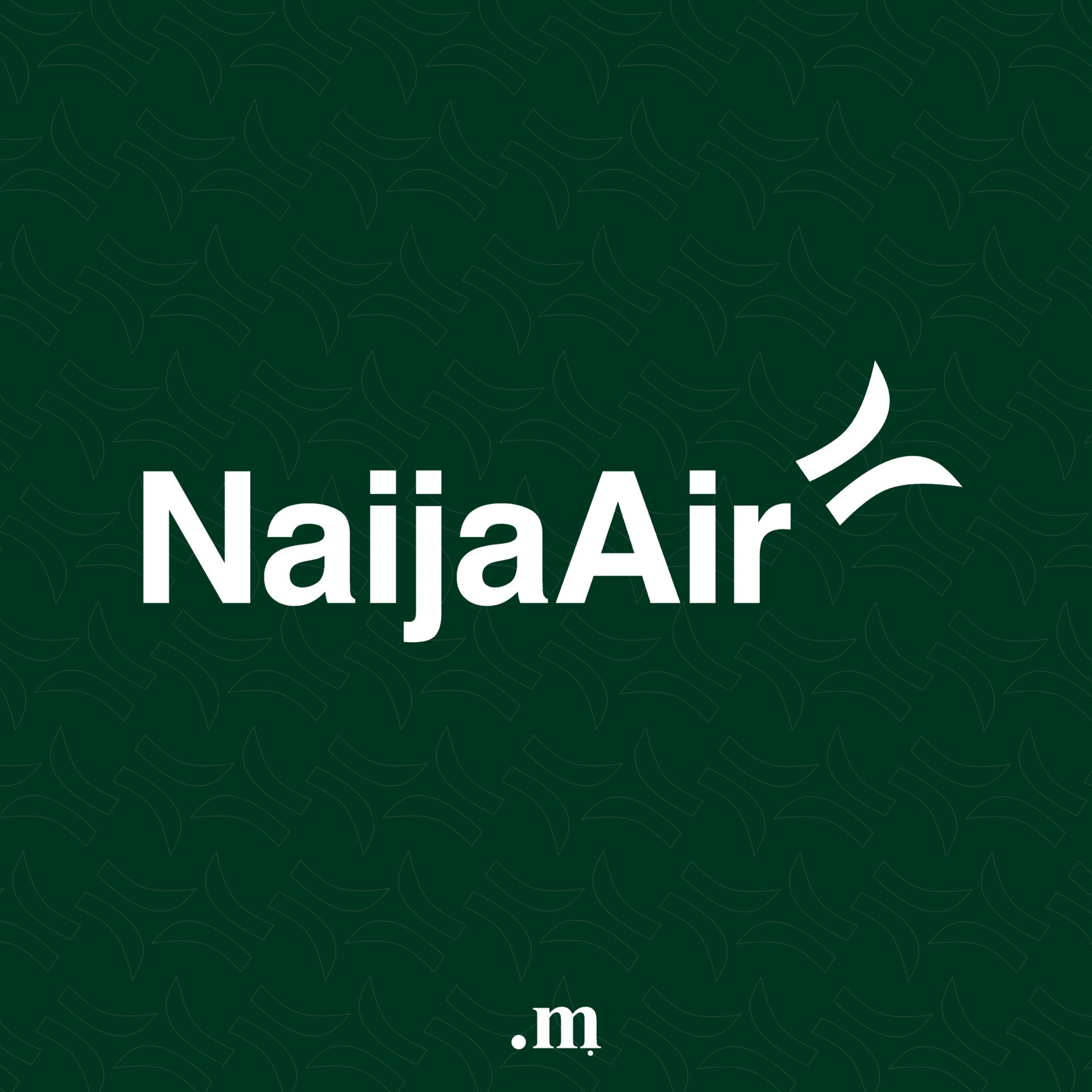 Naija Air | Nigerian Airline Visual Identity Design