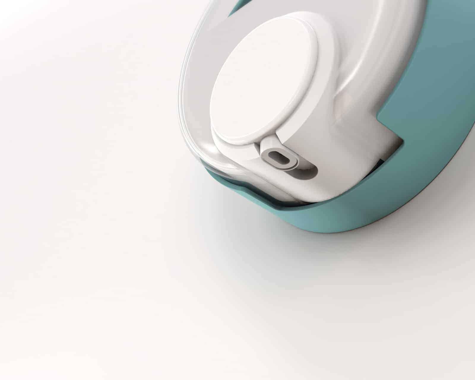 Oo Soap Dispenser