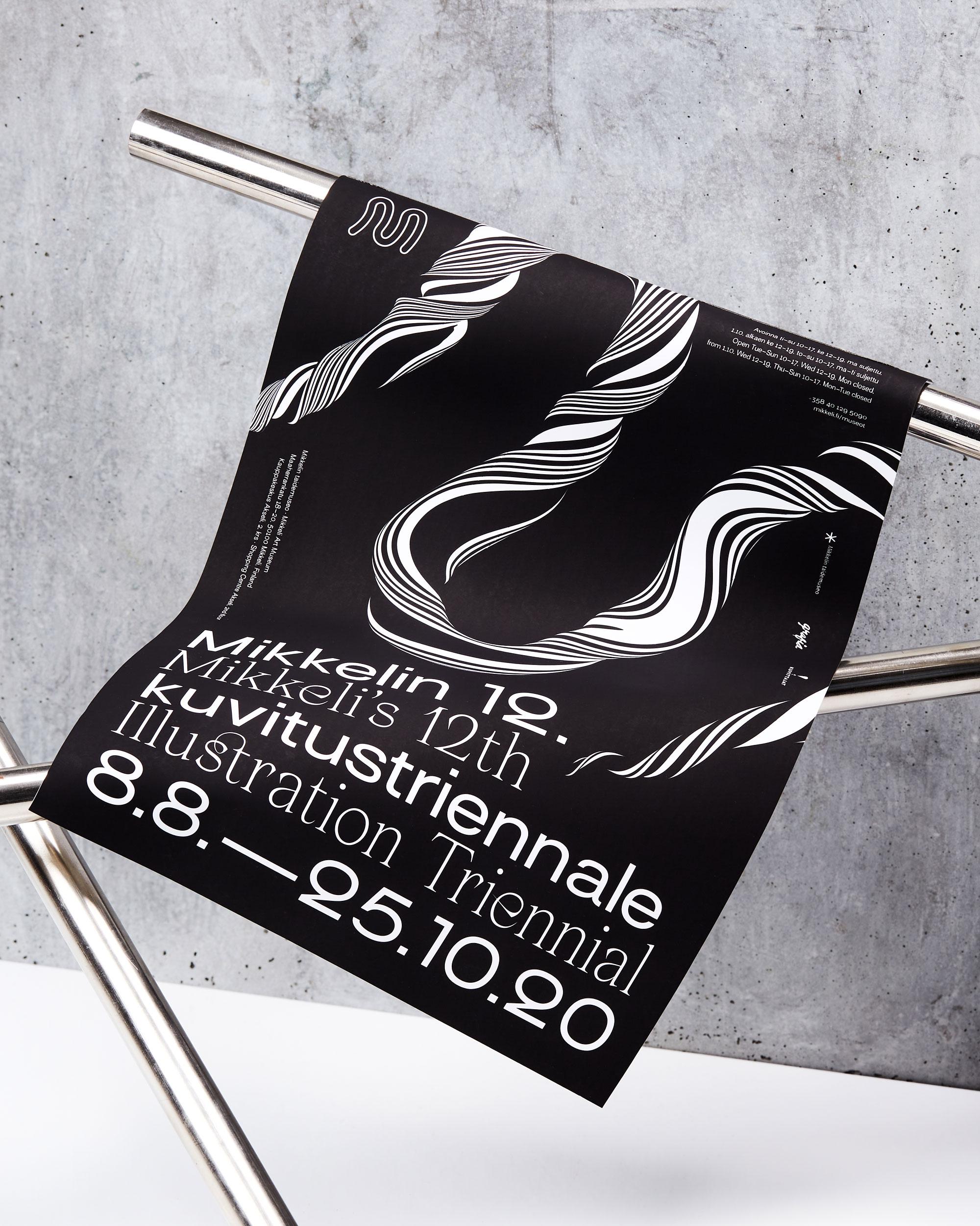 Mikkeli's 12th Illustration Triennial