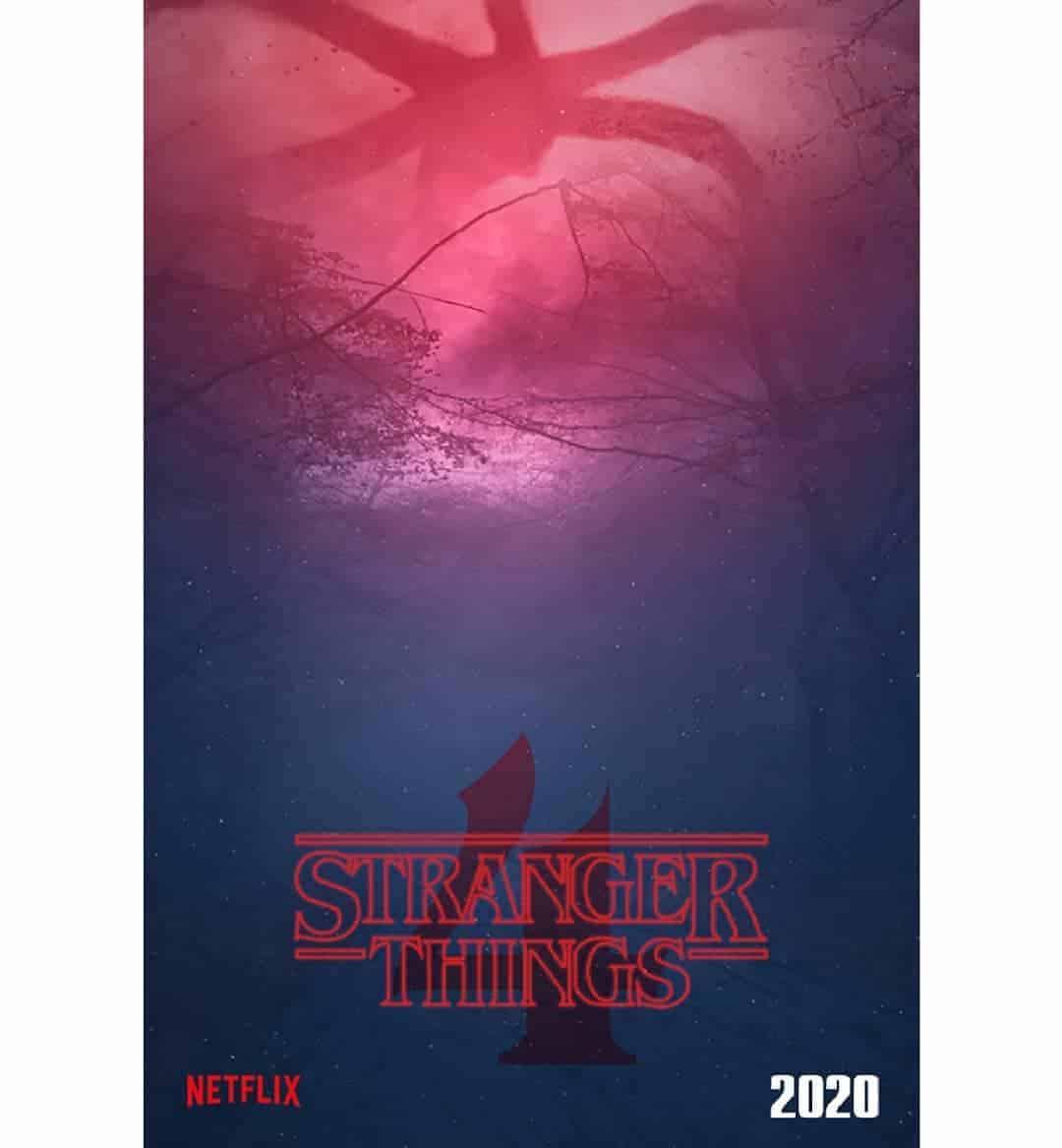 Stranger Things Season 4 's poster