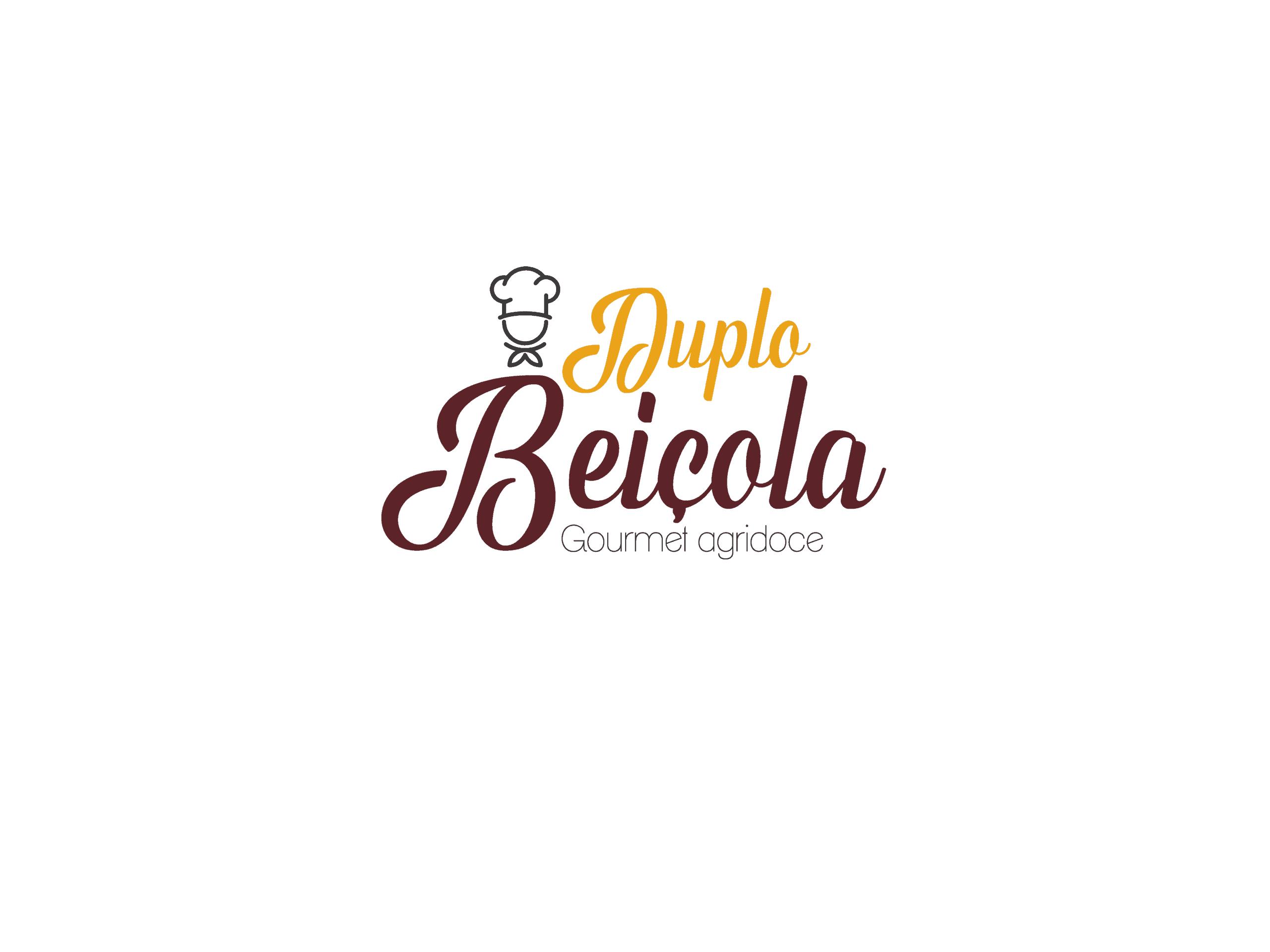 Logo Pastelaria - Duplo beiçola