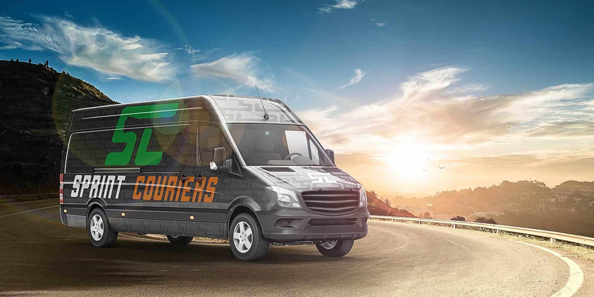 Sprint Couriers Rebranding