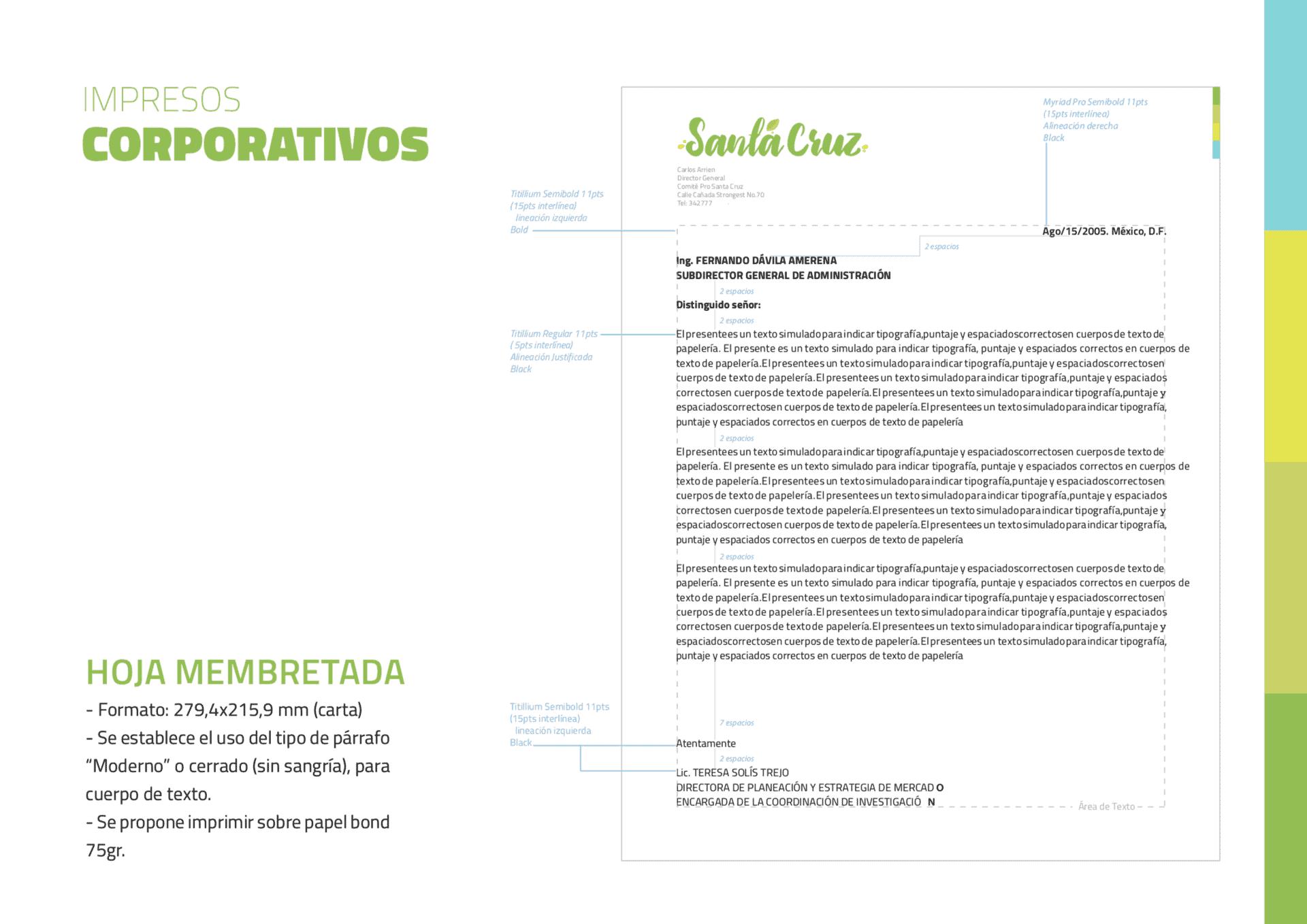 City Brand - Santa Cruz - Design Ideas