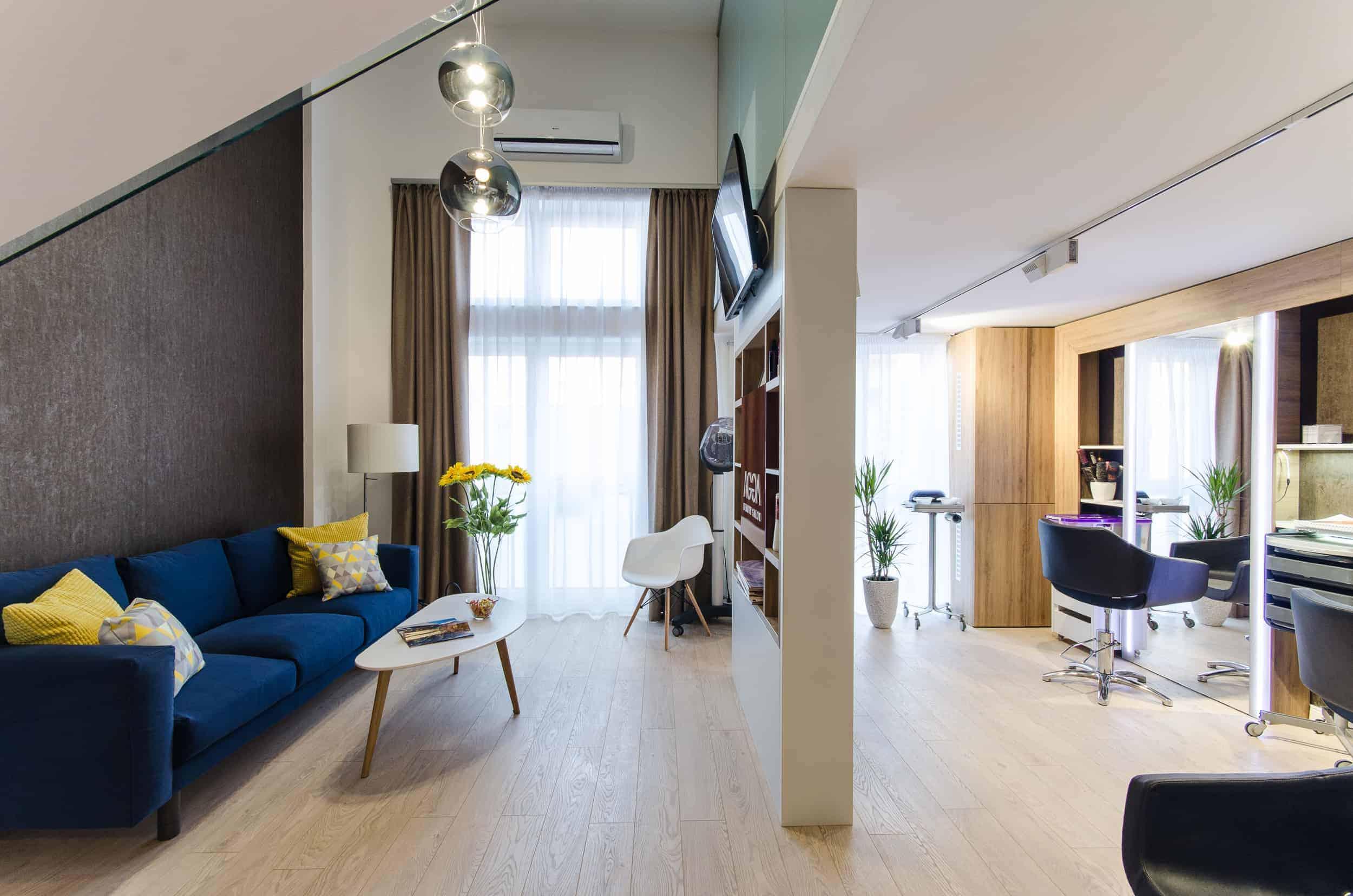 Agga Beauty Salon In Oradea Romania Design Ideas