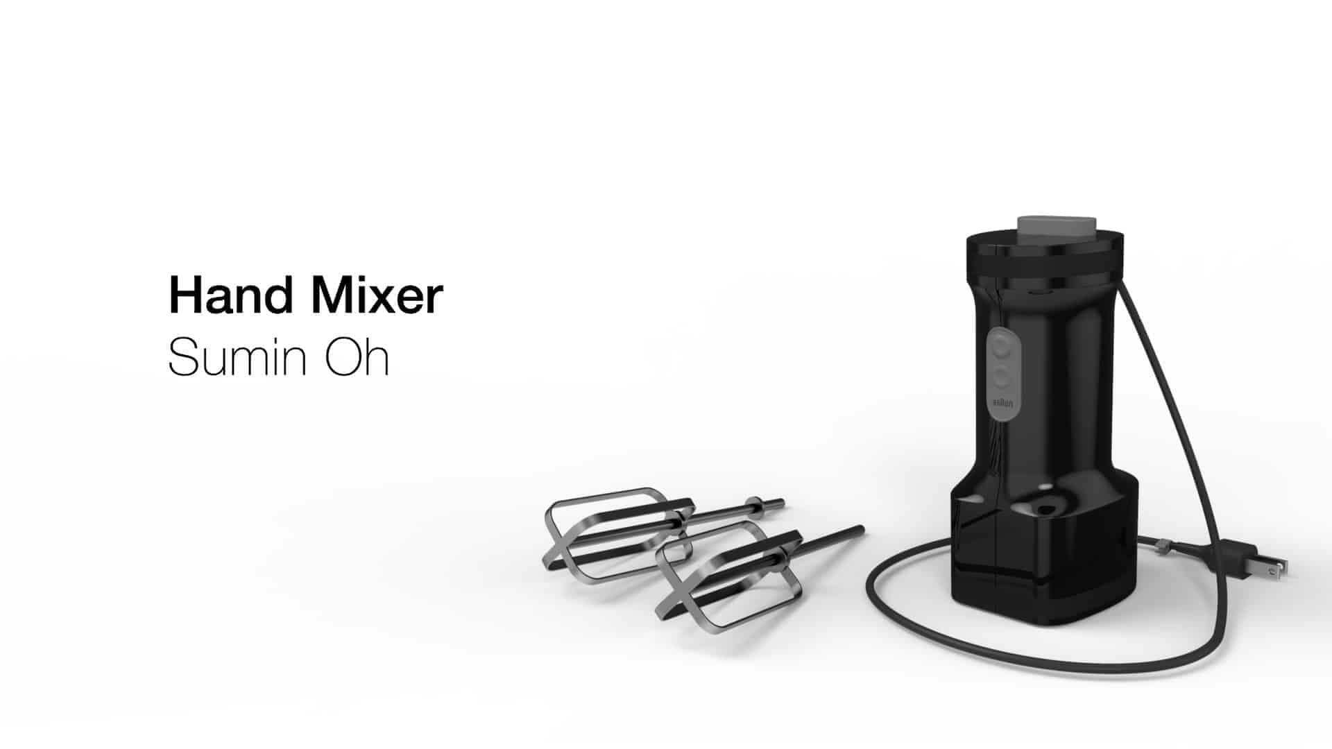 hand mixer design ideas. Black Bedroom Furniture Sets. Home Design Ideas