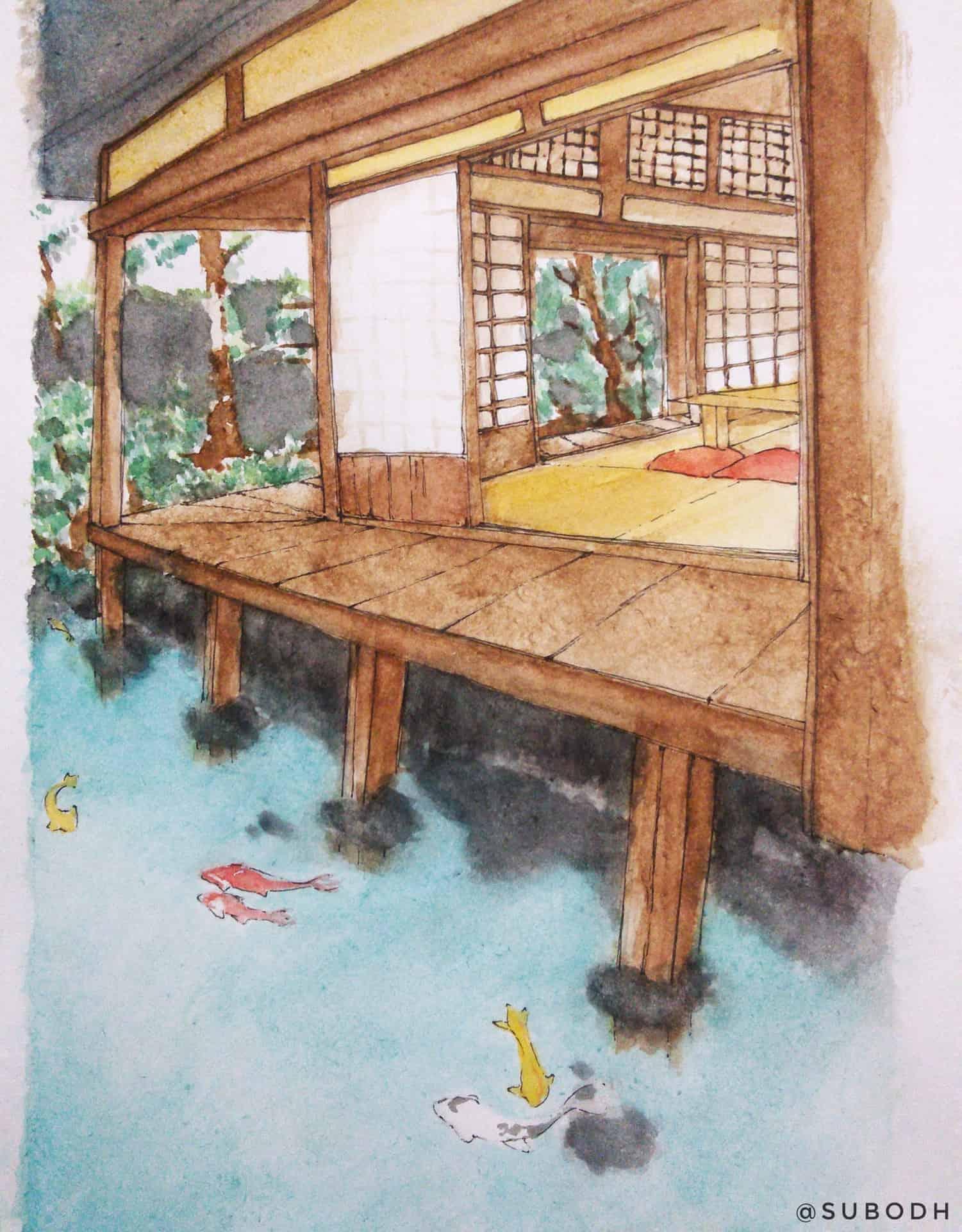 Mizu no Wabi-Sabi