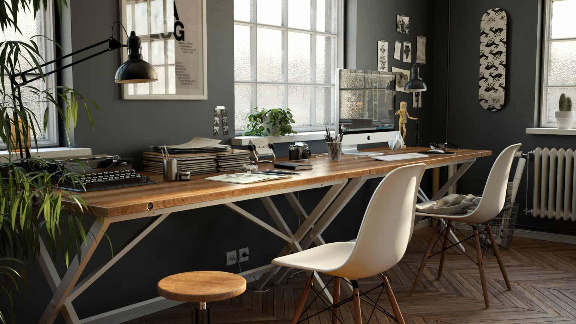 Industrial Workspace - Design Ideas