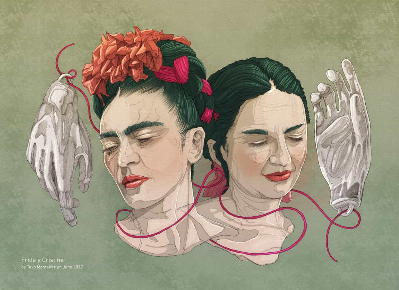 Los Amores de Frida - Design Ideas