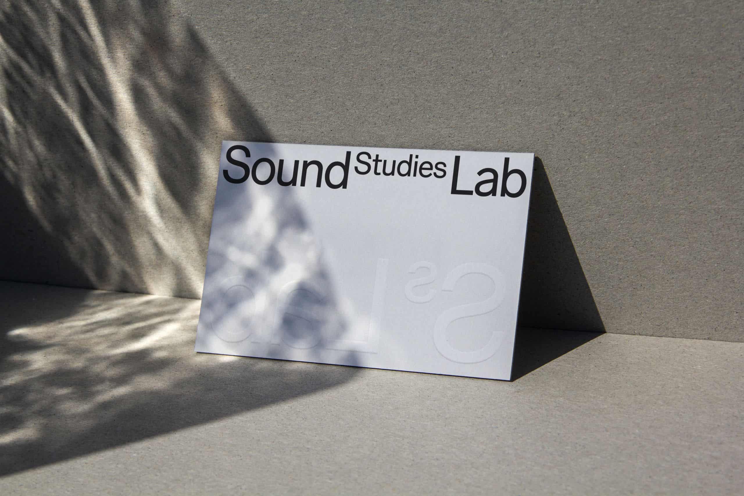 Sound Studies Lab