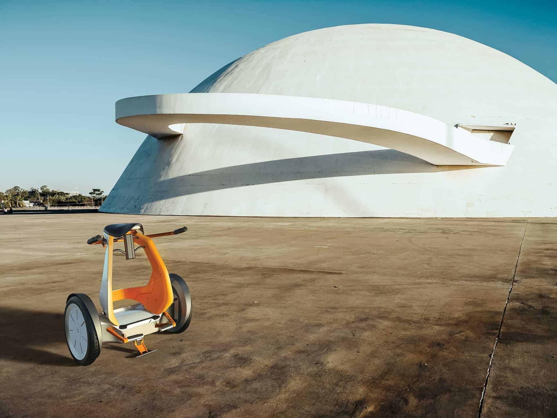 Ø | Personal Self-balancing Electric Vehicle