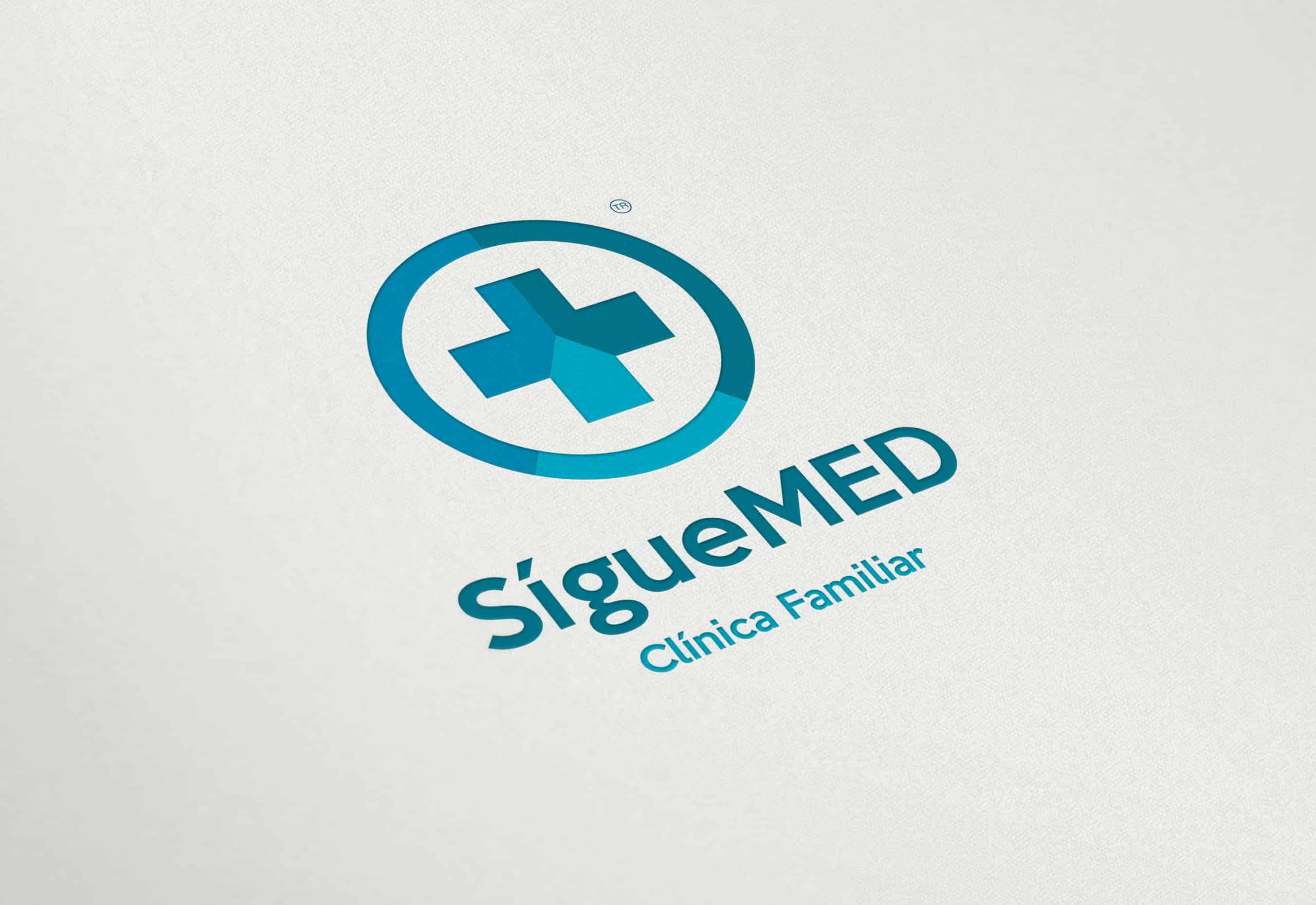 SígueMED   Brand and Identity