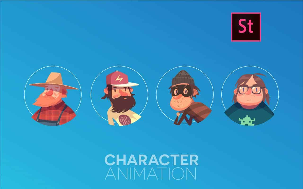 Characters Animation