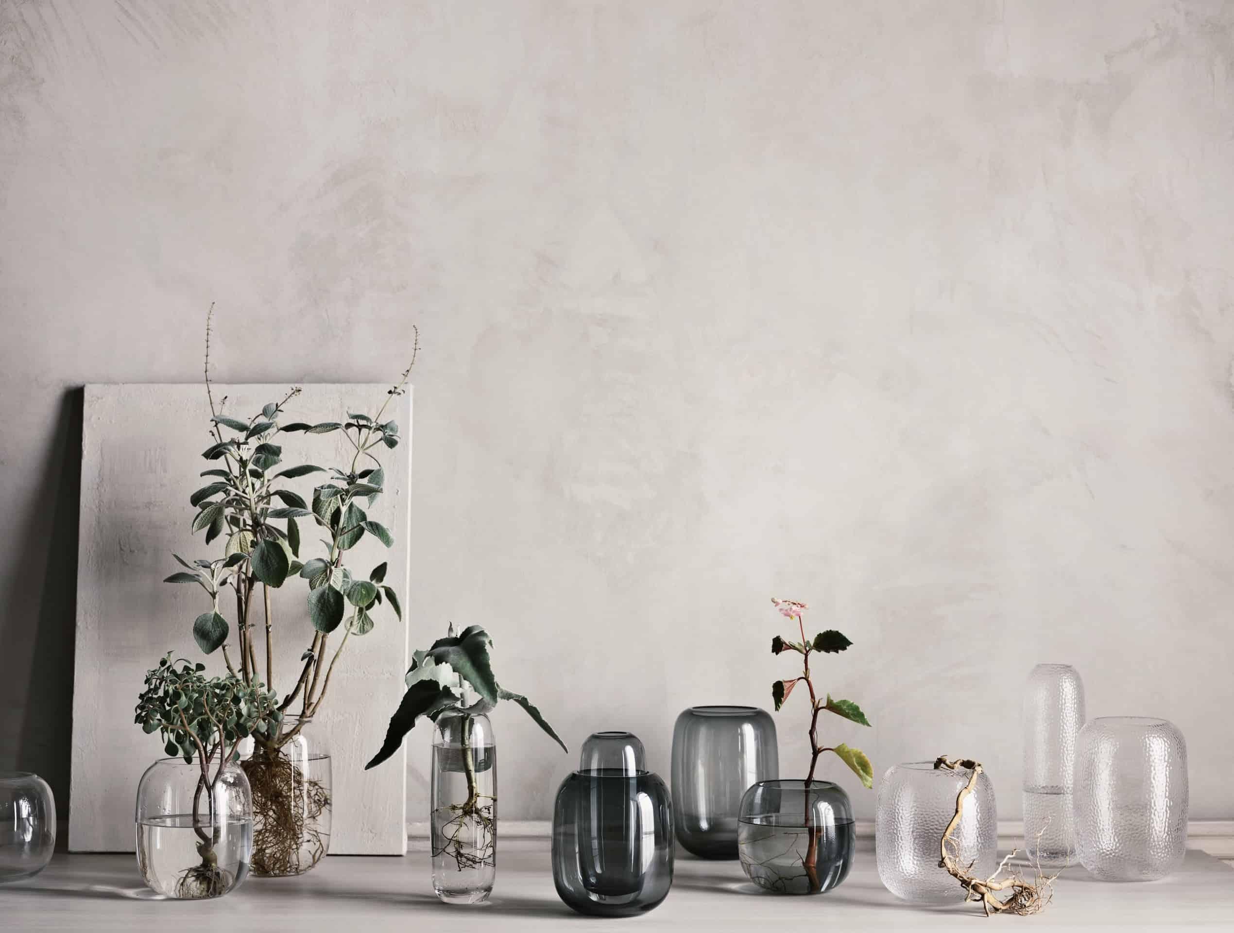 Una vases