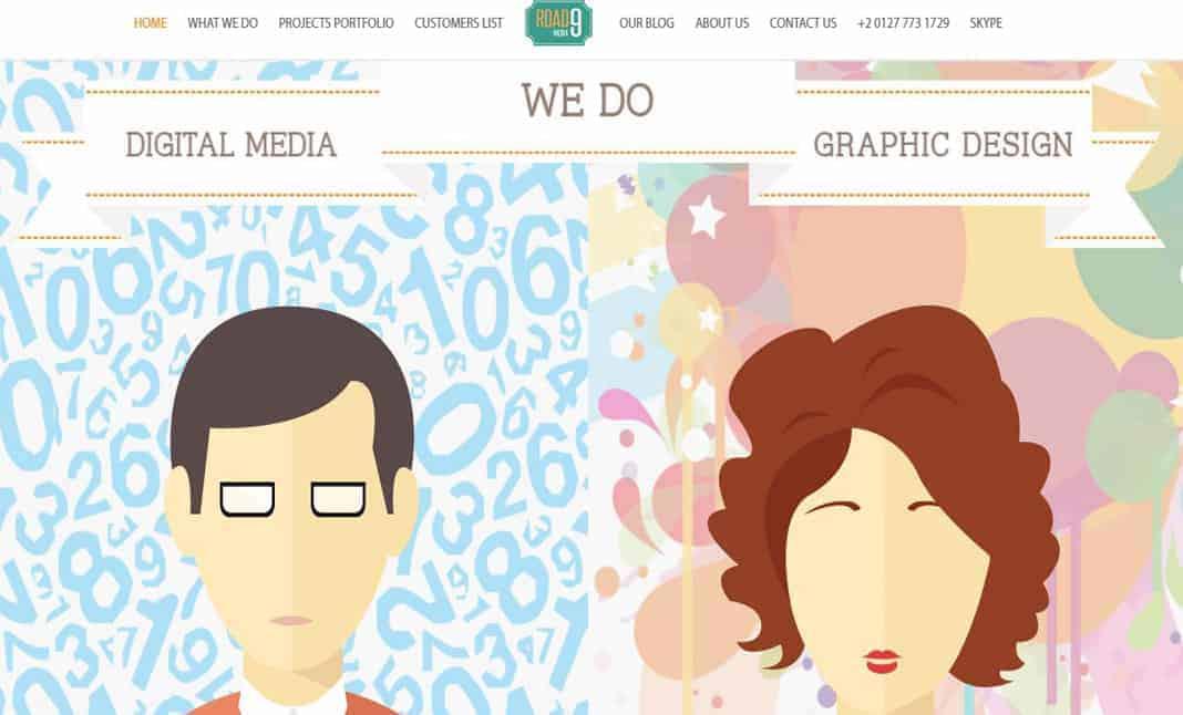 Web design Egypt