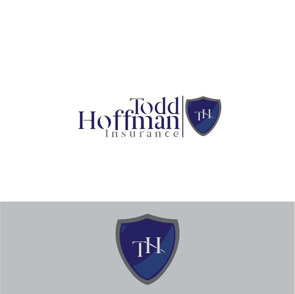Logo Design: Tedd Hoffman Insurance Company - Design Ideas