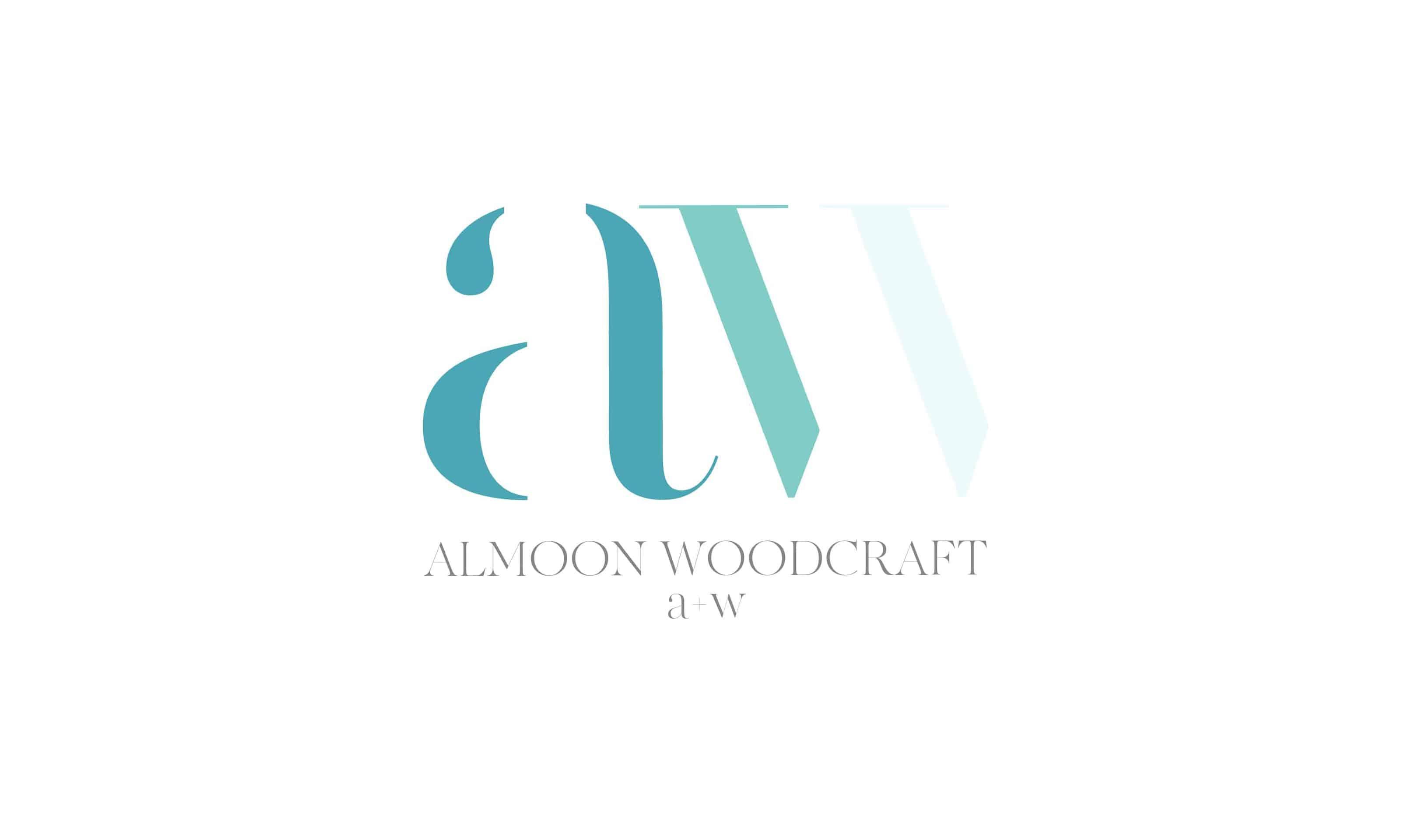 ALMOON WOODCRAFT (AW) BRANDING