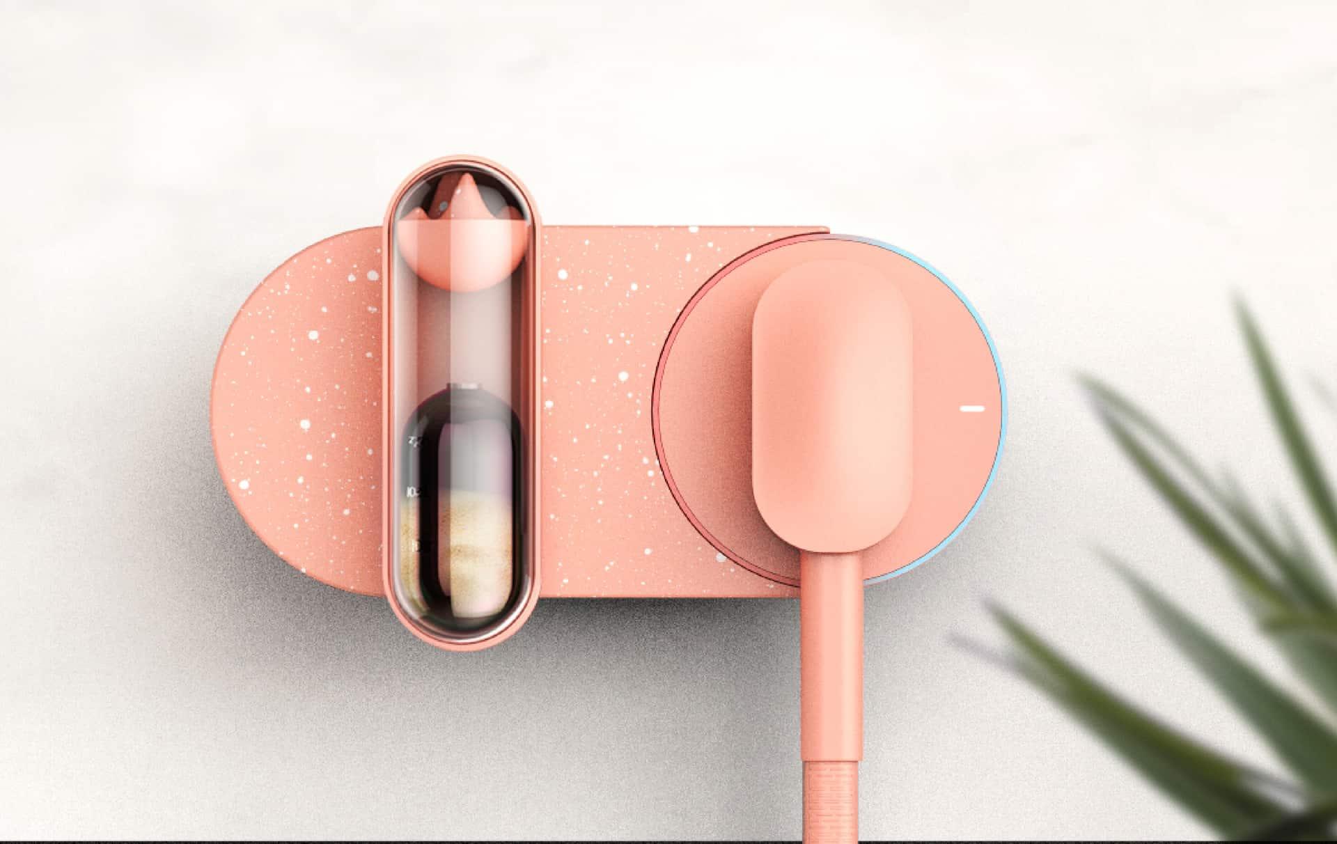 Drop - Shower Tap Concept