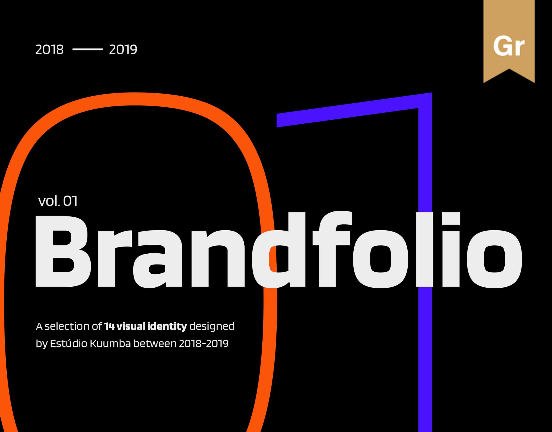 Brandfolio Vol.1