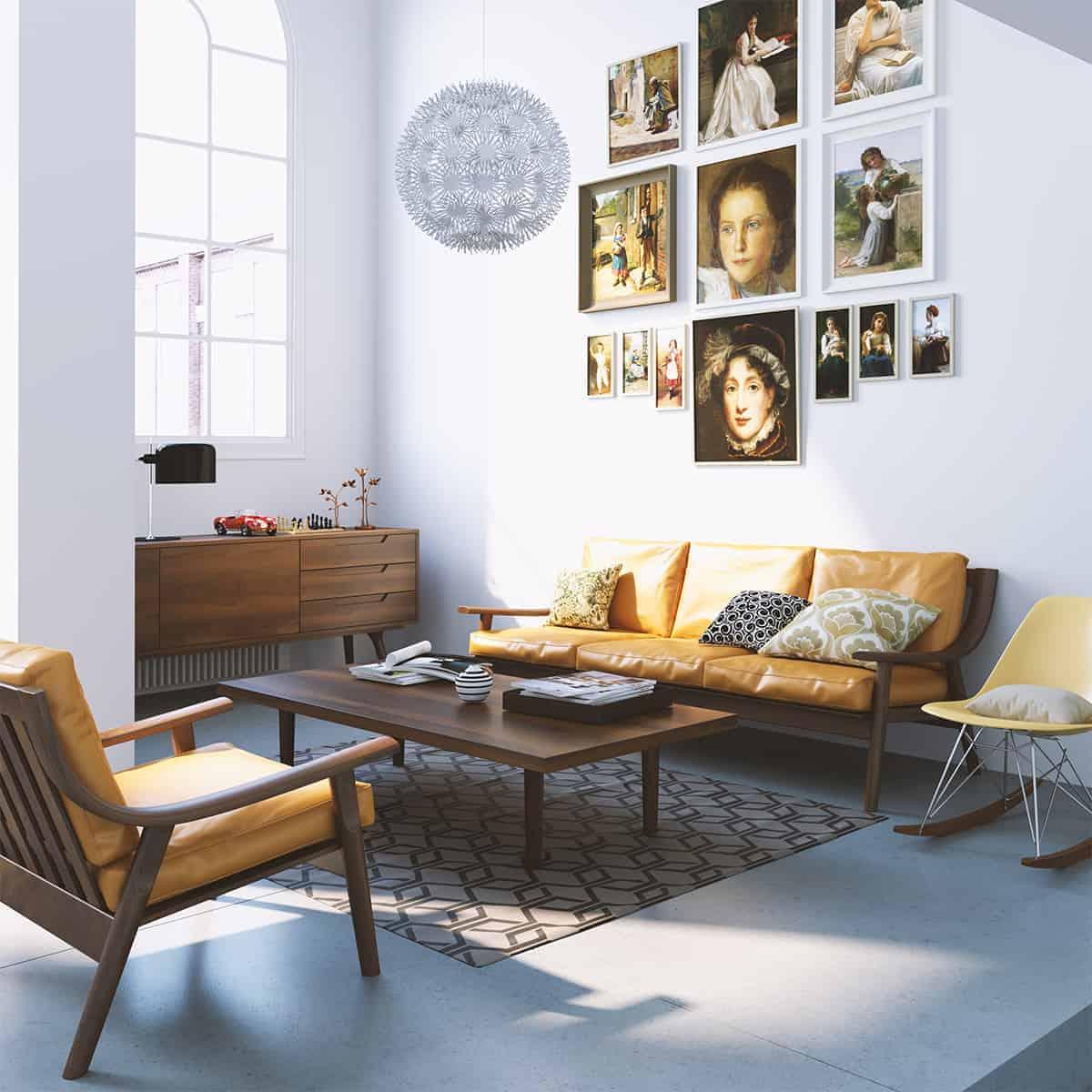Danish Living Room Design Ideas