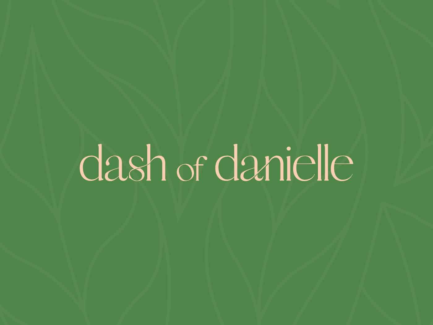 Dash of Danielle