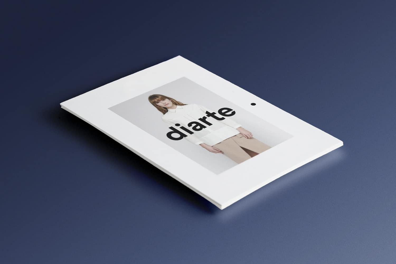 Diarte Visual Identity Design