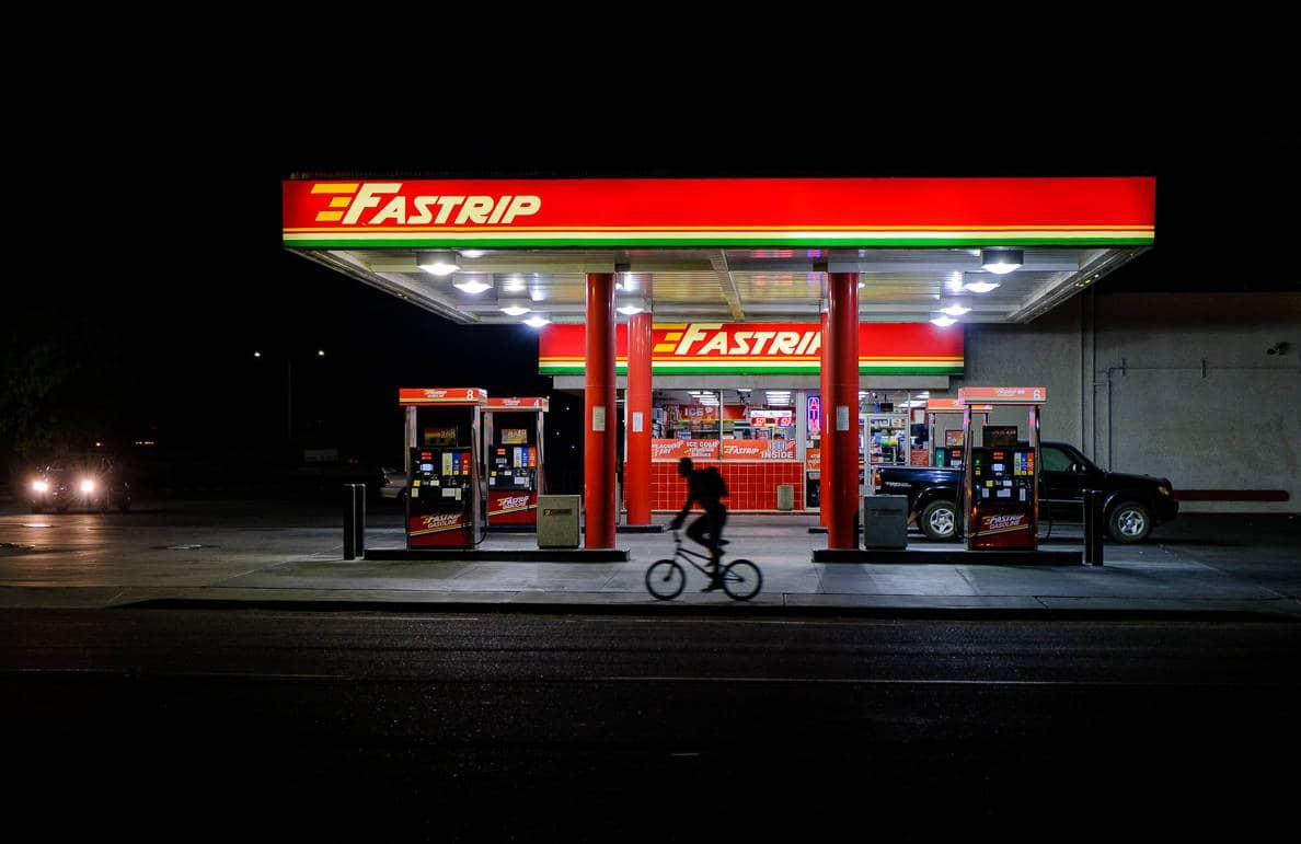 Mojave Gas Stations