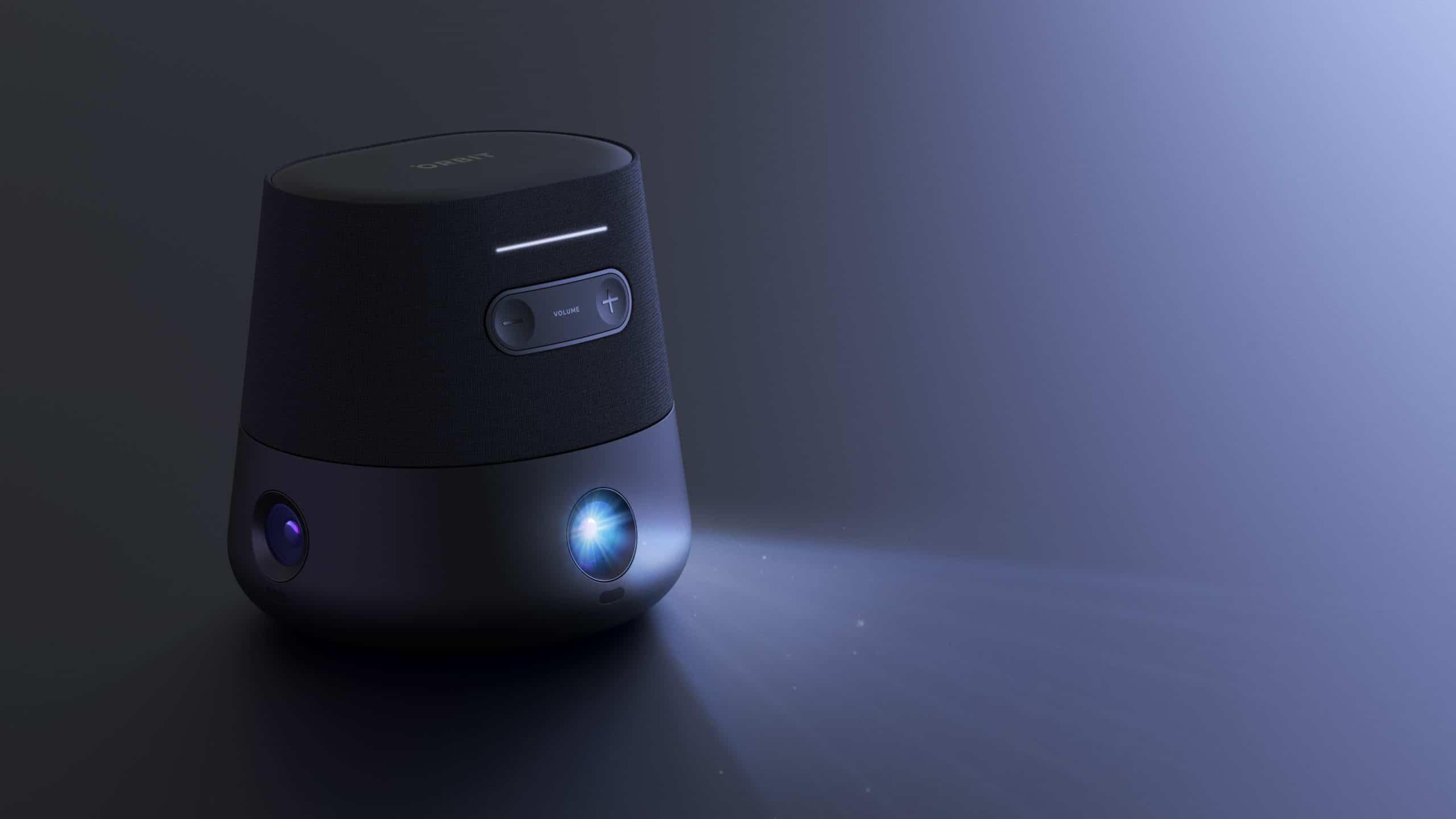 Orbit - 360° Projector