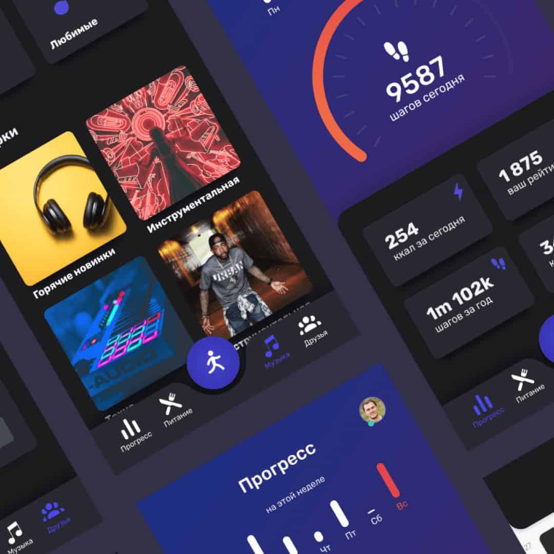 Joomba - runner app with community
