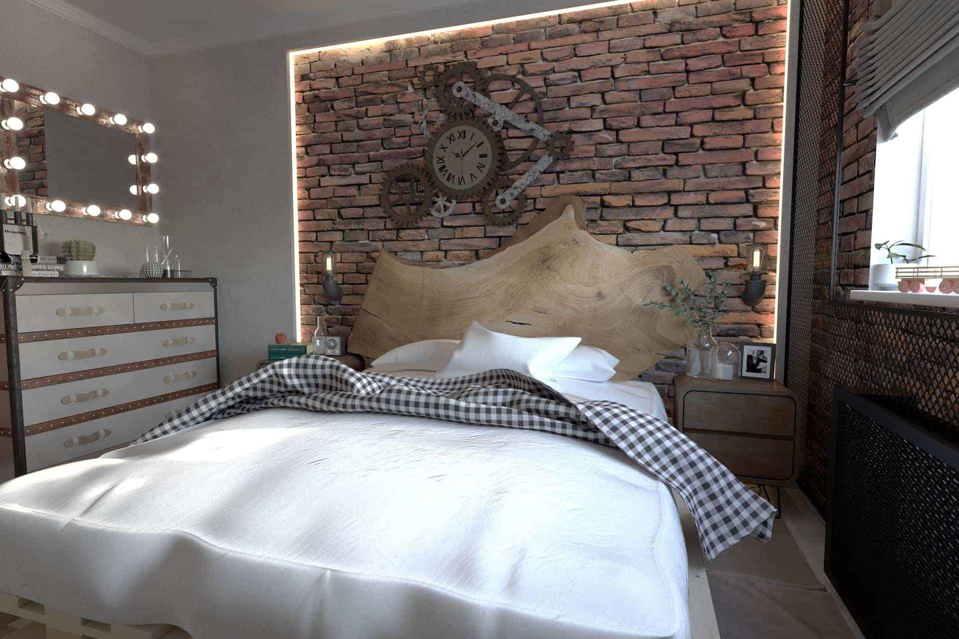 Cozy Loft Rooms - Design Ideas