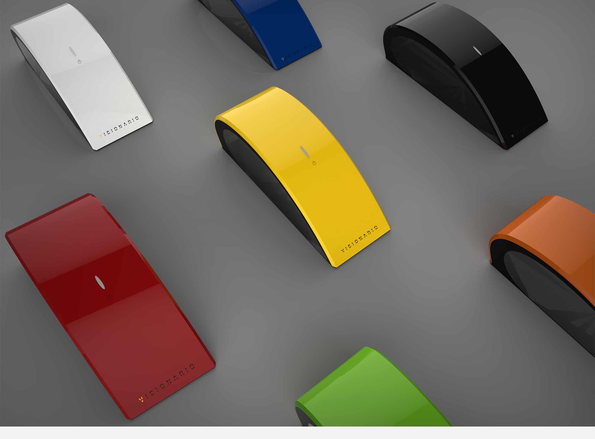 Visionario Speaker Design Ideas