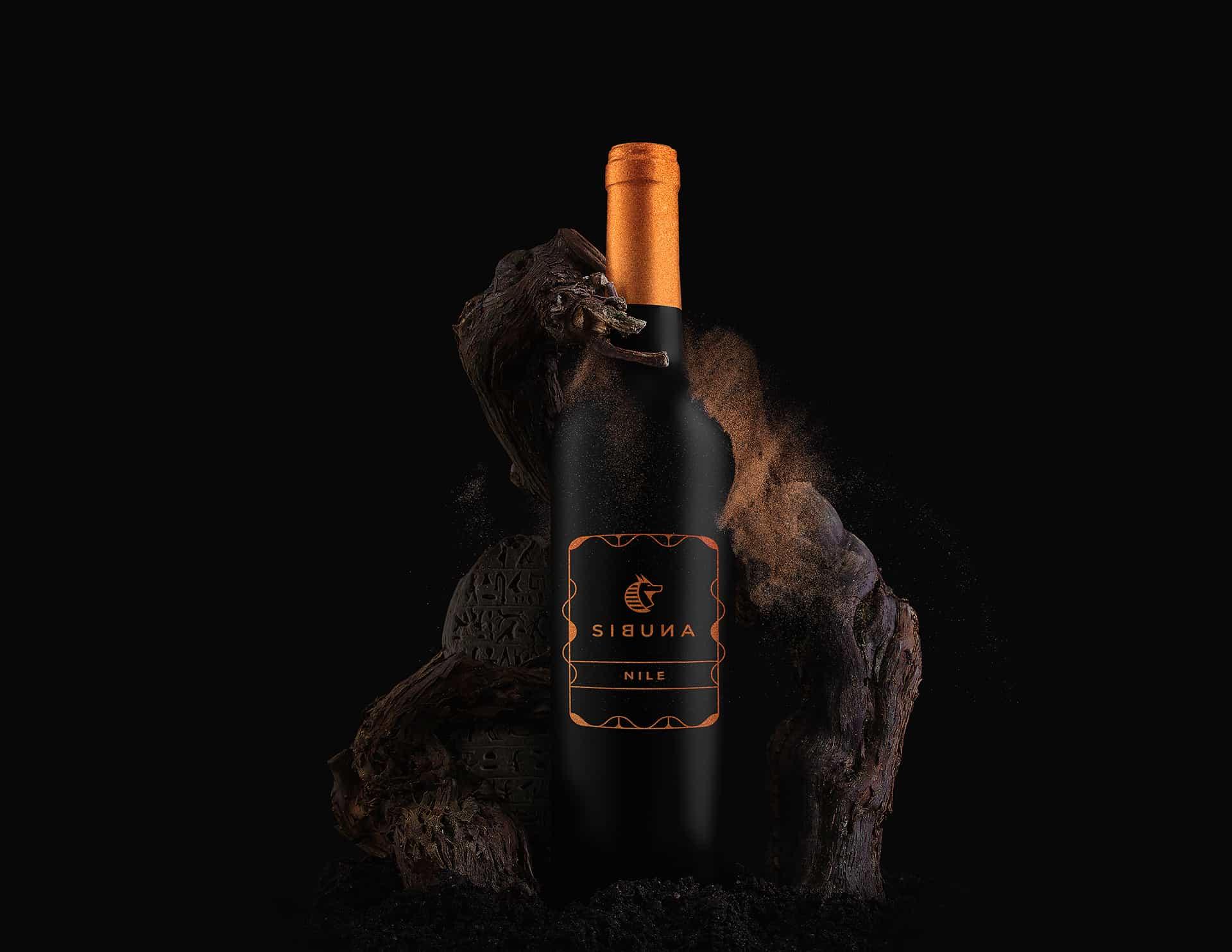Sibuna Winery - Visual Identity