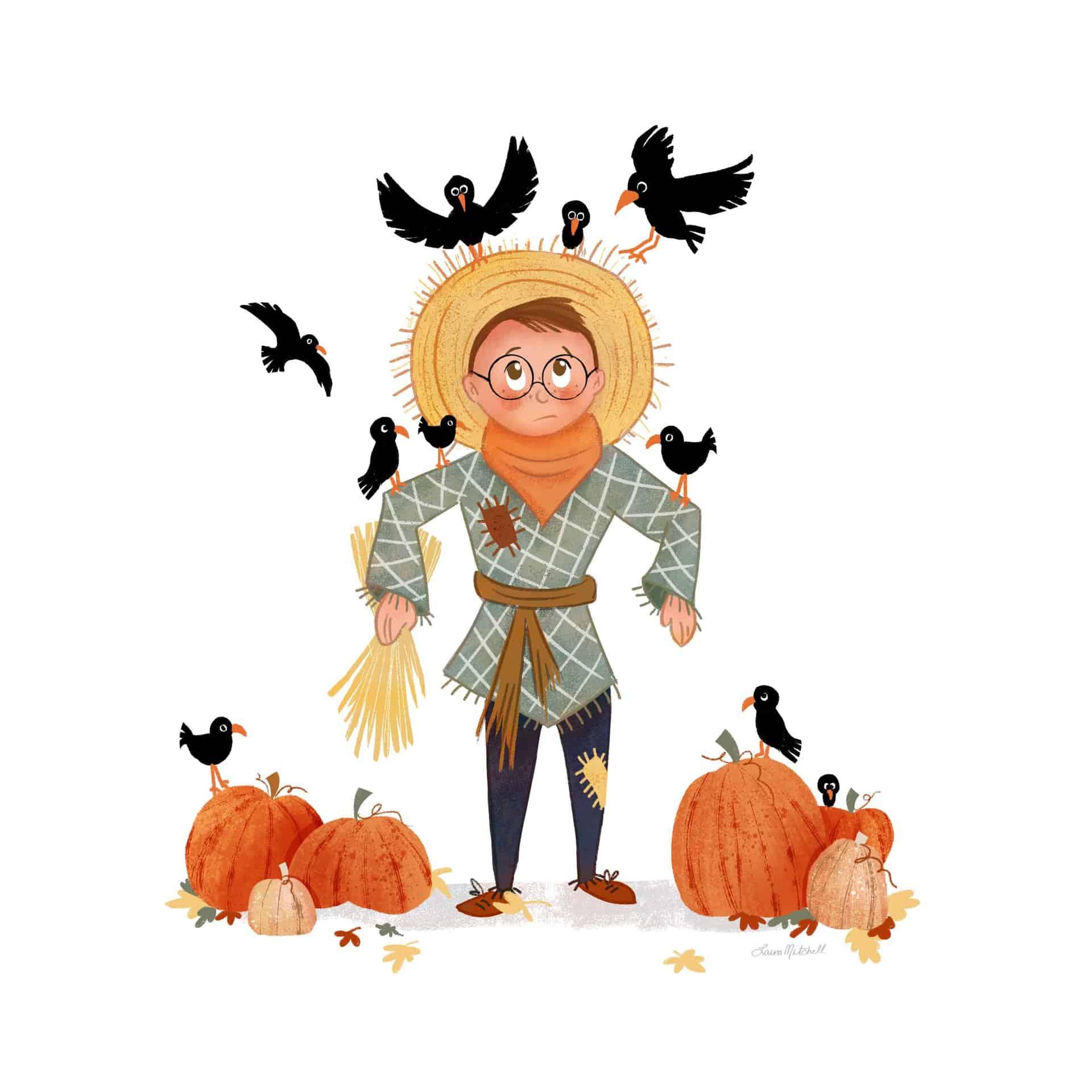 Scarecrow (Revamp) - Design Ideas