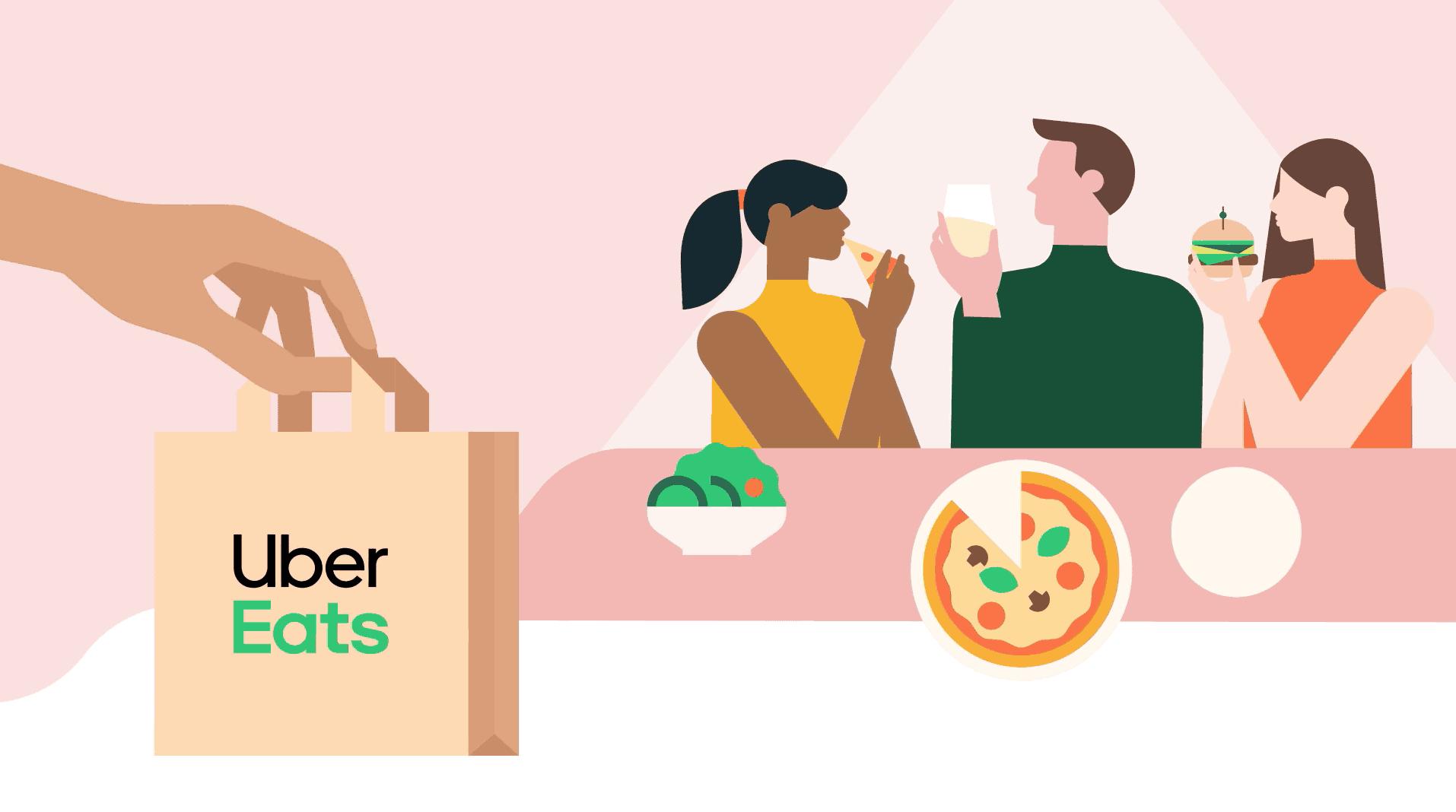 Vidico x UberEats: Restaurant Manager Animation