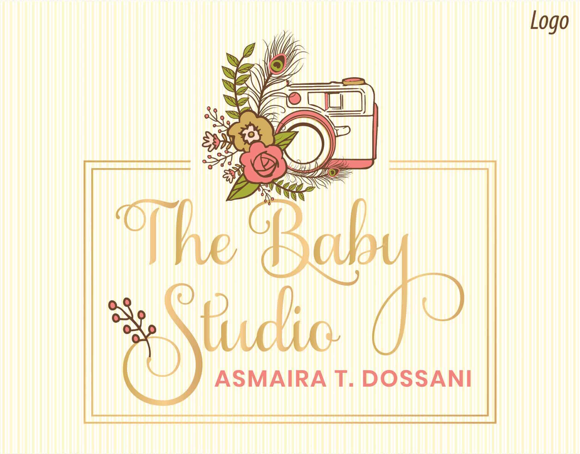 Brand Identity - The Baby Studio
