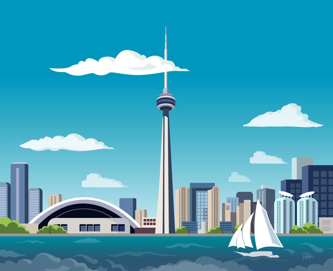 TORONTO / CN Tower