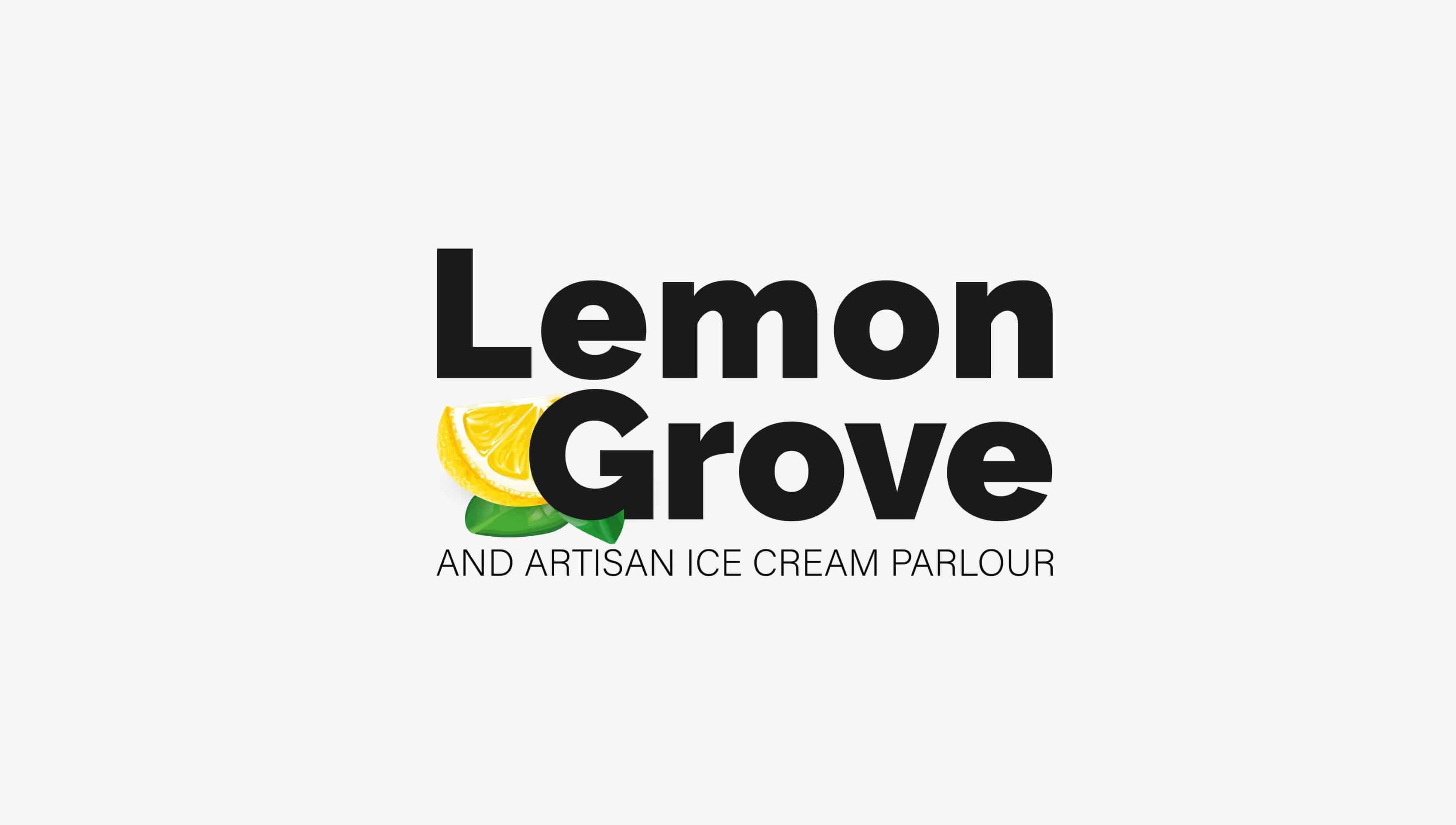 LEMON GRAVE BRANDING