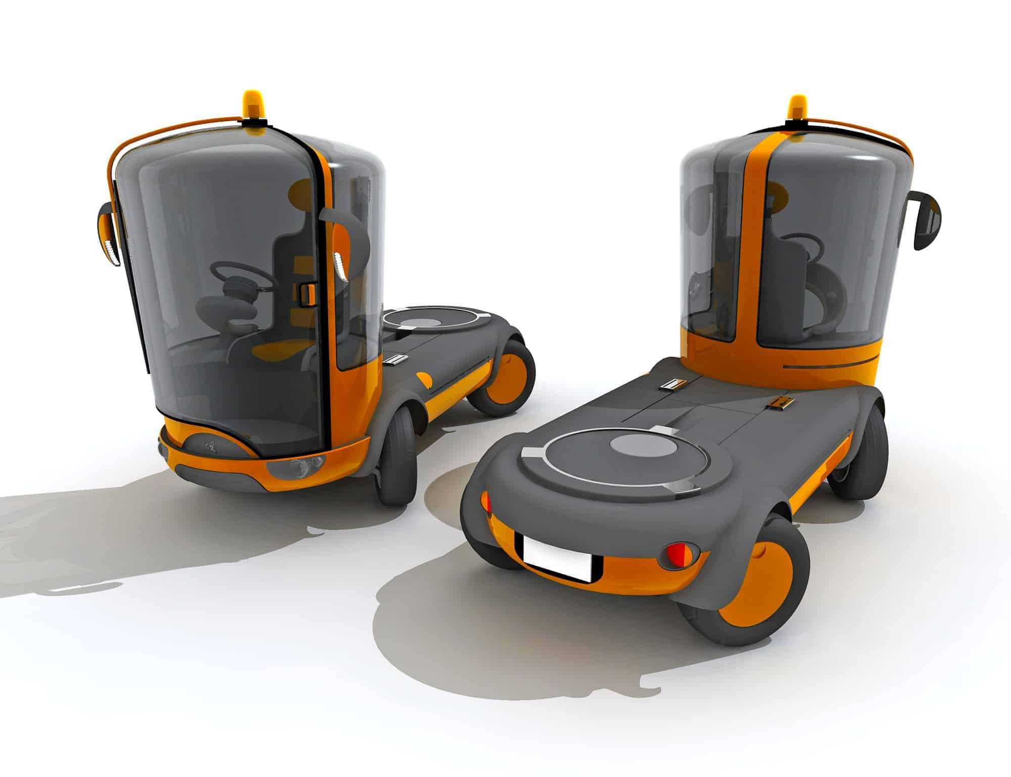 ZATROCH ~ Multipurpose Communal Vehicle concept